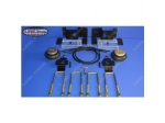 KIT SUSPENSION PNEUMATIQUE SANS COMPRESSEUR DJEBEL XTREME ISUZU D-MAX DEPUIS 2012