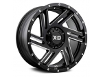 KMC XD835 Satin Black